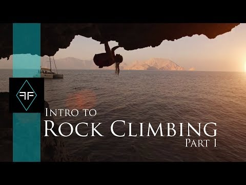 Intro to Rock Climbing Part 1 Types of Climbing