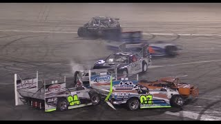 300 Lap Outlaw Figure 8 Race - Orange Show Speedway