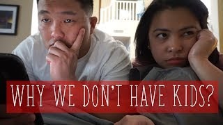 WHY WE DON'T HAVE KIDS? [DougandMarie'sLife S3 E48] Army Wife Vlog