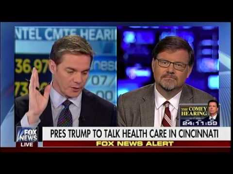 Pres Trump To Talk Health Care In Cincinnati - America's Newsroom