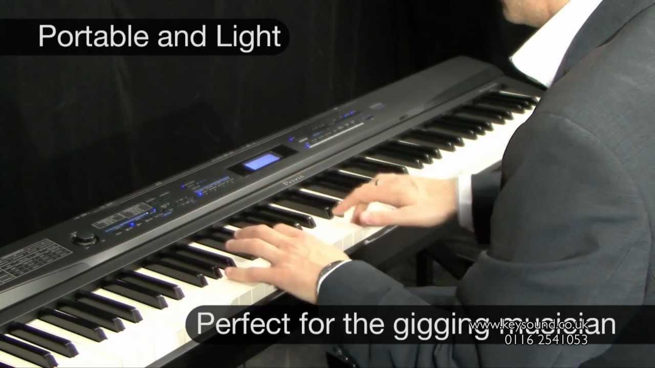 casio px3 digital piano demo youtube. Black Bedroom Furniture Sets. Home Design Ideas