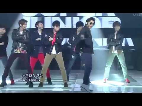 [110807] HD Super Junior - Superman + Mr Simple