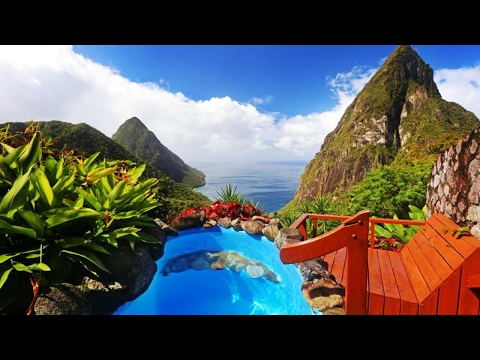Top10 Recommended Hotels in Saint Lucia, Caribbean Islands
