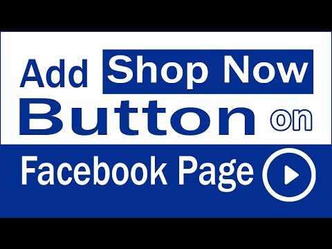 How to add shop now button on facebook page and drive traffic to your store