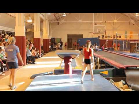 BGA Gymnastics In-House Competition Nov 12 2011