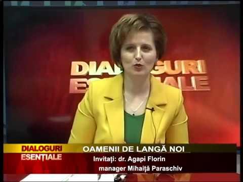 DIALOGURI ESENȚIALE: 22 MARTIE 2018 - OAMENII DE LANGĂ NOI