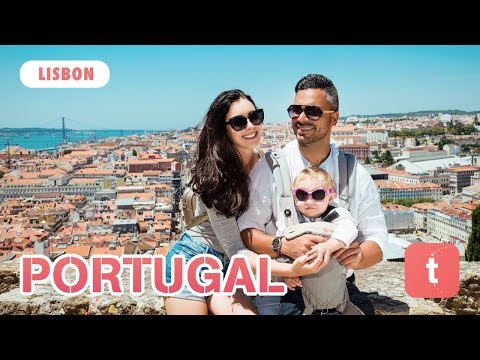 LISBON — PORTUGAL TRIP ♡ FAMILY TRAVELBOOK ♥ Travel Guide, What to do & Recommendations in 2018