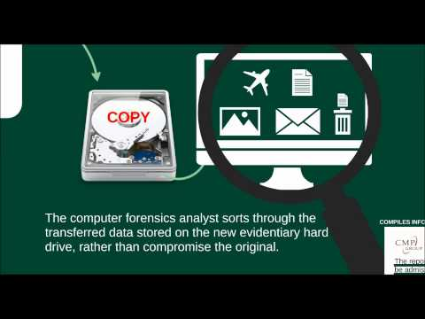 NYC Computer Forensics - CMP Group - What can be found by doing computer forensics?