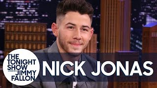 "Nick Jonas Gets ""Real"" About The Voice Judges Kelly Clarkson, Blake Shelton, John Legend"