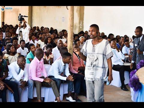 Pastor Danny Timane- Medindo 2017 (Pregação Completa)