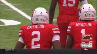(3) Oklahoma Sooners vs (15) Houston Cougars football 2016