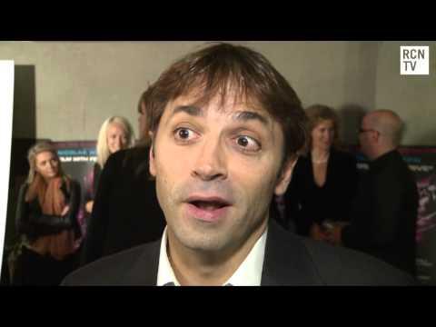 Director Luis Prieto Interview - Pusher UK Premiere
