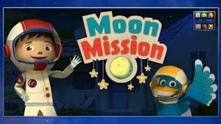 Zack and Quack - Moon Mission