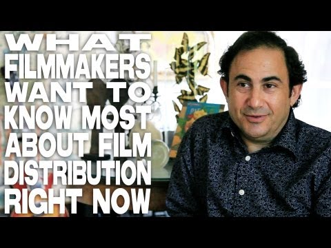 What Filmmakers Want To Know Most About Film Distribution Right Now by Jon Reiss