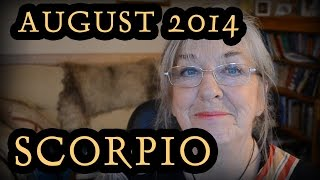 Scorpio Horoscope for August 2014