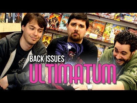 Back Issues - Ultimatum on Back Issues