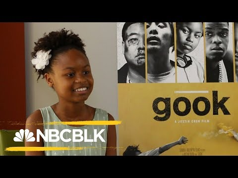 'Gook' Star Simone Baker On Bringing 'Sensitivity,' Drama To The Screen | NBC BLK | NBC News