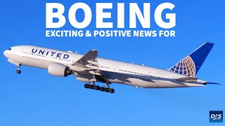 Exciting Boeing News