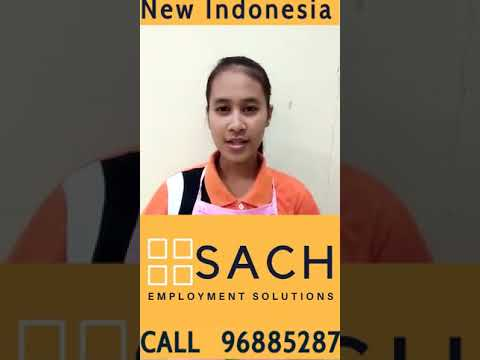 New Indonesia FDW, -  Sach Employment Solutions