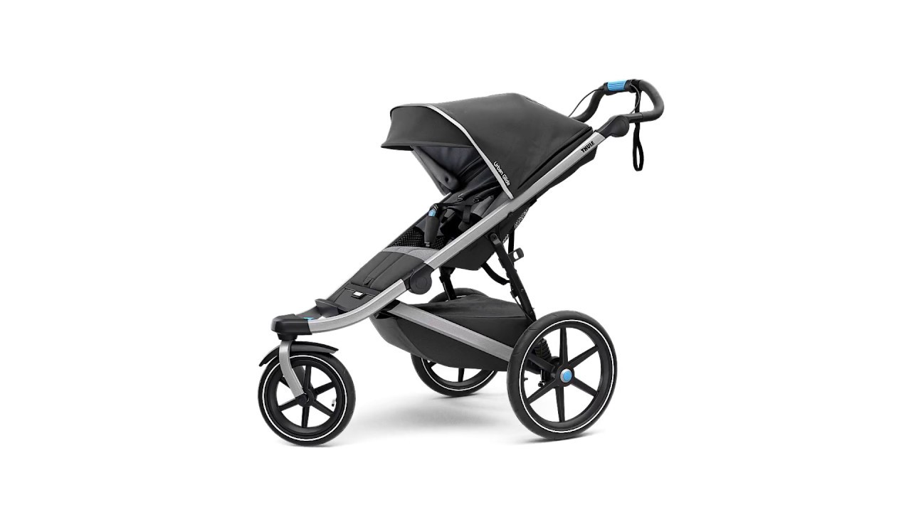 Stroller Thule Urban Glide 2 All Features Youtube