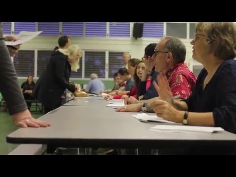 Hawaii Republican Caucus at Laie Elementary 2016