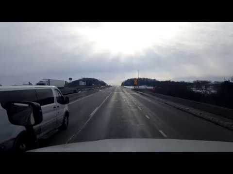 BigRigTravels LIVE! Menomonie to Sturtevant, Wisconsin Interstate 94 East-Feb. 22, 2018