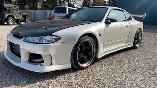 Nissan Silvia 1999 201208d