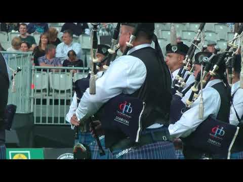 World Pipe Band Championships 2017 - Grade 2 Final: City of Dunedin