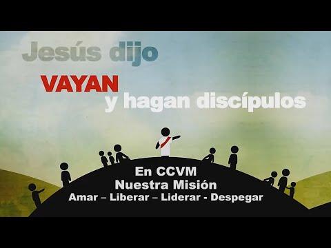 Esto Es CCVM - Comunidad Cristiana Visión Mundo - La Iglesia Online - Sé Parte