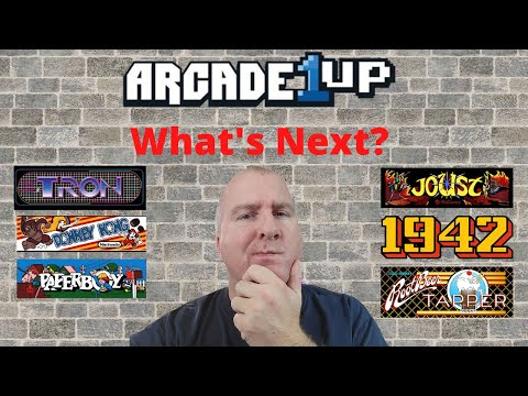 Arcade1up: What's next? from PsykoGamer