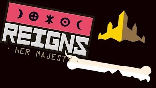 Reigns: Her Majesty Gameplay Walkthrough | A Perfect Answer | Let