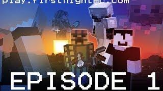 Minecraft Firstnightmc Episode 1 (Communist State)