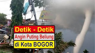 Download Video Detik detik Angin puting di Kota Bogor | sukasari, batutulis dan cipaku MP3 3GP MP4