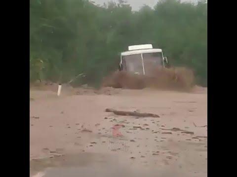Наводнение на Кубани. Мостовский район
