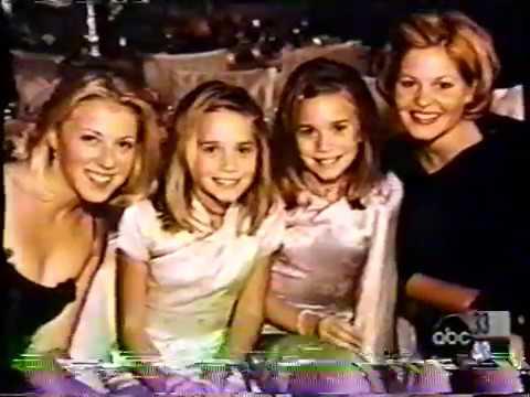 Mary Kate And Ashley Olsen At John Stamos Wedding