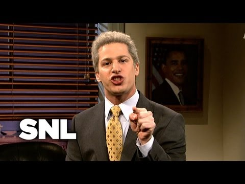 An Even-Tempered Apology From Rahm Emanuel - SNL