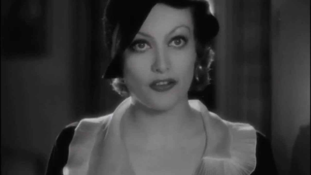 Joan Crawford Entry Scene From Grand Hotel Youtube