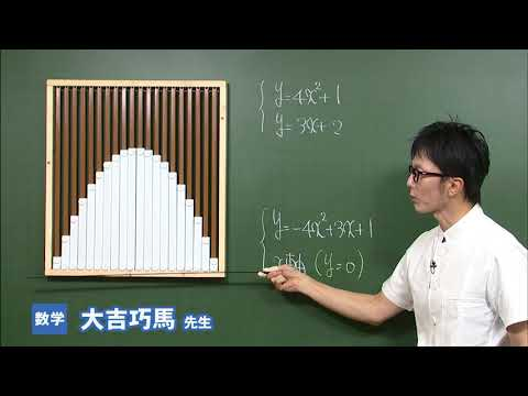東進 講師紹介 - 数学 - 大吉 巧馬先生