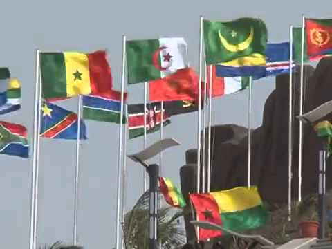 Senegal's President Wade calls for United States of Africa
