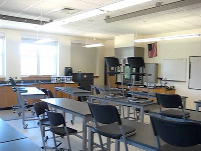 Science Classroom Lab Franklin High School Franklin MA