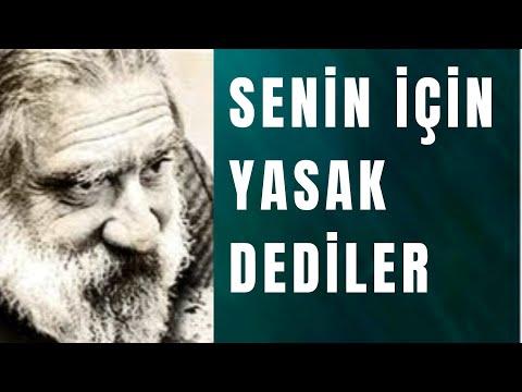 SENİN İÇİN YASAK DEDİLER - Can Yücel / Cem Bozkurt