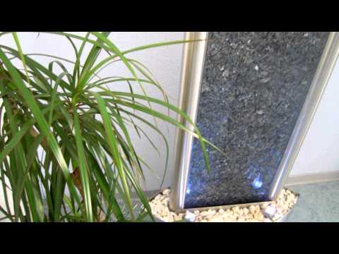 Design Wasserwand Elenora - YouTube