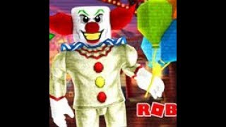 roblox watch out with it the clown
