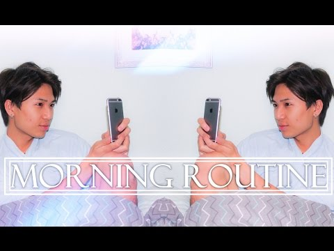 Morning Routine | Day In The Life Of Marc Zapanta
