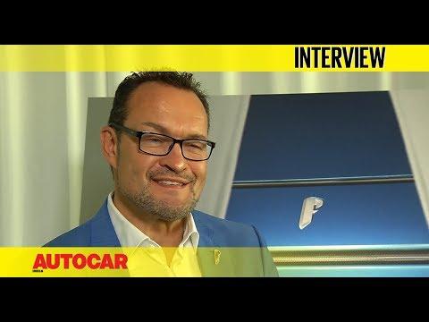 Michael Perschke - CEO, Automobili Pininfarina | Interview | Autocar India
