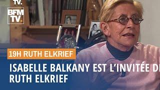 Isabelle Balkany face à Ruth Elkrief - 13/09