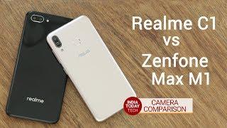 Realme C1 vs Asus Zenfone Max M1: Camera comparison | India Today Tech