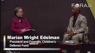 Education Worse Since Desegregation? - Marian Wright Edelman