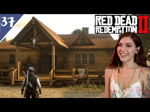 Visiting Arthur & Building a House! | Red Dead Redemption 2 Pt. 37 | Marz Plays thumbnail