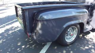 1965 Chevy C10 Stepside in Petaluma Classic muscle truck